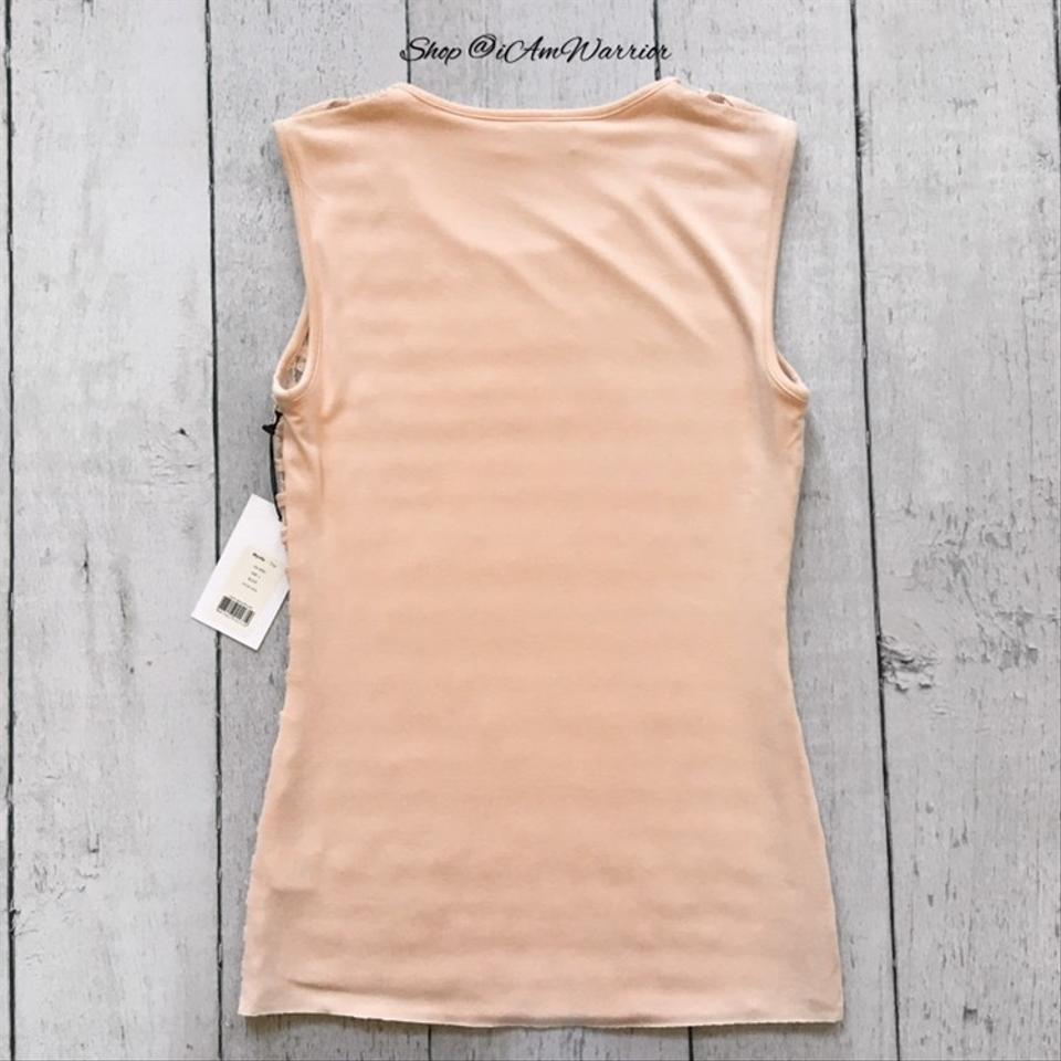 4c13ce8a829f9d Bailey 44 Blush Bailey 44 Stretch Lace Sleeveless Tank Top Cami Size ...