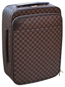 Louis Vuitton New With Box Brown Travel Bag