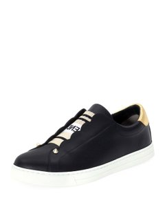 Fendi Rockoko Sneakers 6 Black Athletic