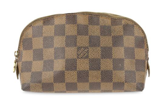 Louis Vuitton Damier Ebene Small Dome Image 0