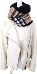Burberry Cashmere Shearling Snood