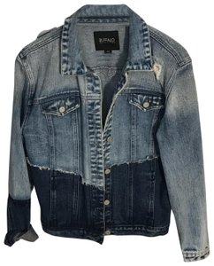 Buffalo David Bitton Womens Jean Jacket