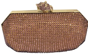 Real Collectibles by Adrienne Pink Clutch
