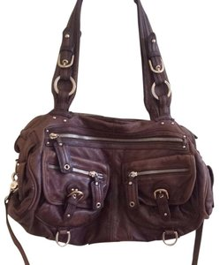 Junior Drake Satchel in Brown