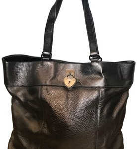 Juicy Couture Tote in gunmetal