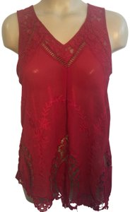 Altar'd State Top Red