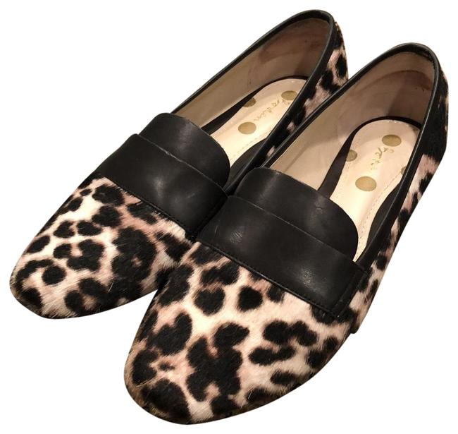 Item - Brown and Cream Multi Pony Slipper Flats Size EU 39 (Approx. US 9) Wide (C, D)