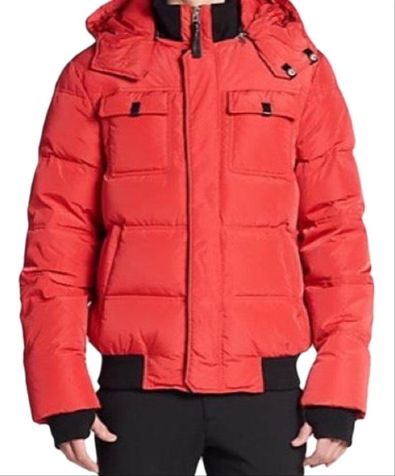 ab9acd12b Mackage Coral Mens Down-filled Hooded Puffer Jacket Coat Size 10 (M) 48%  off retail