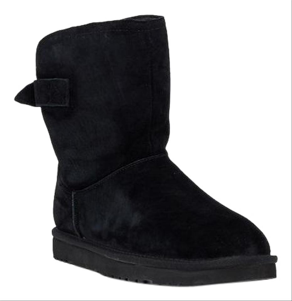 9ae7cf65495 Black W Remora Boots/Booties