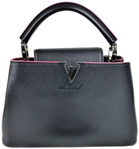 Louis Vuitton Capucines Bb Leather Cross Body Bag