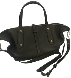 Annabel Ingall Satchel in military green