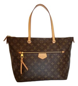 Louis Vuitton Lena Mm Iena Discontinued Lv Monogram Shoulder Bag