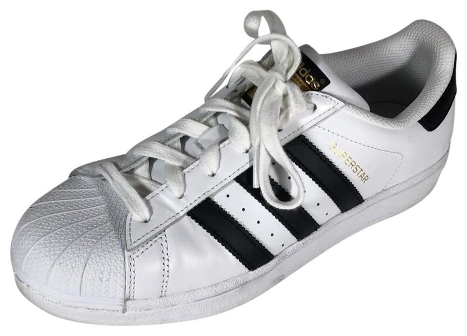 7c3e5973fb7fb4 adidas White Superstar Sneaker Sneakers Size US 8 Regular (M