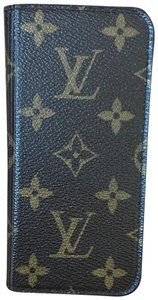 Louis Vuitton Louis Vuitton Folio Monogram iphone 7 & 8 Case