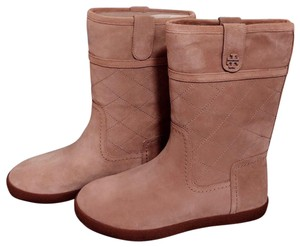 Tory Burch tan/cream Boots