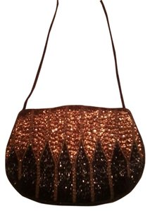 Purse Elegant Gold Shoulder Bag