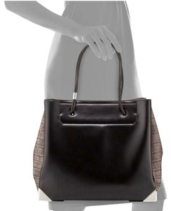 Alexander Wang Tote in Black and Gray