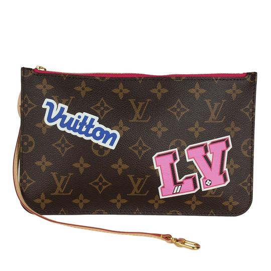 Louis Vuitton Neverfull Limited Edition 2018 Trunks Canvas Monogram Tote in Brown