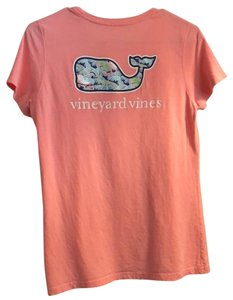 Vineyard Vines T Shirt Pink