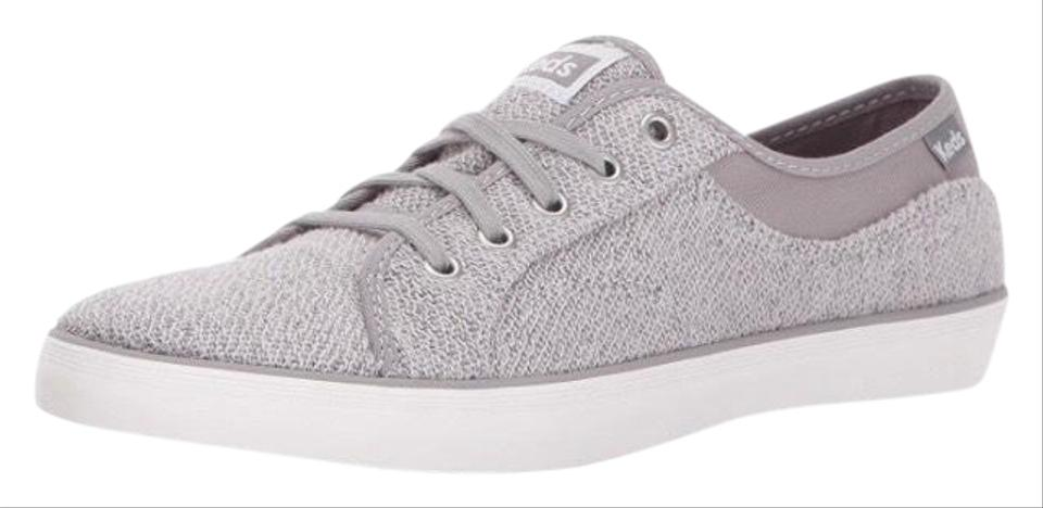 8c0198ae0a5b Keds Gray Light Coursa Lace Up Sneakers Flats Size US 6.5 Regular (M ...