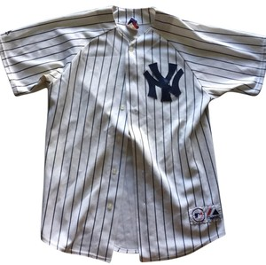 Majestic MLB Button Down Shirt