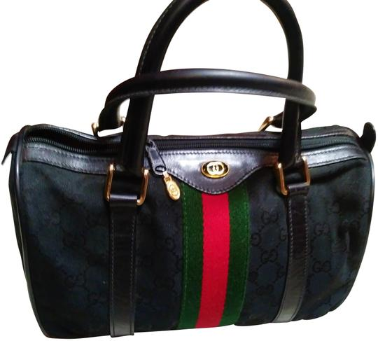 Preload https://img-static.tradesy.com/item/24341713/gucci-speedy-sherry-line-limited-edition-black-red-green-leather-and-canvas-satchel-0-5-540-540.jpg
