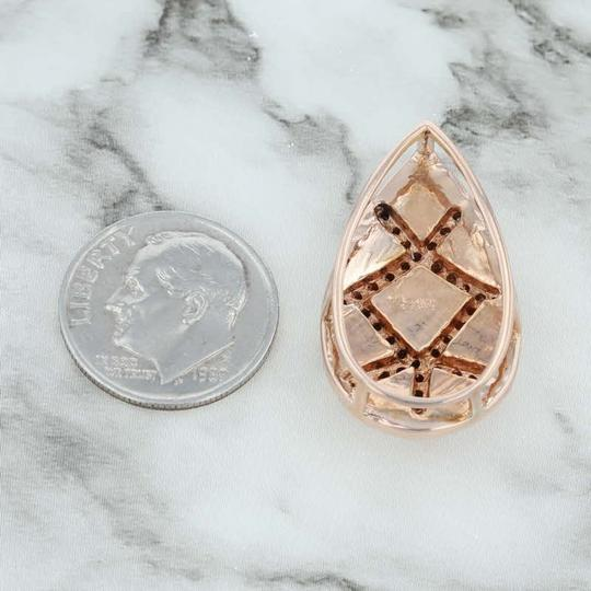 N/A Mother-of-Pearl & .12ctw Diamonds Pendant Image 3