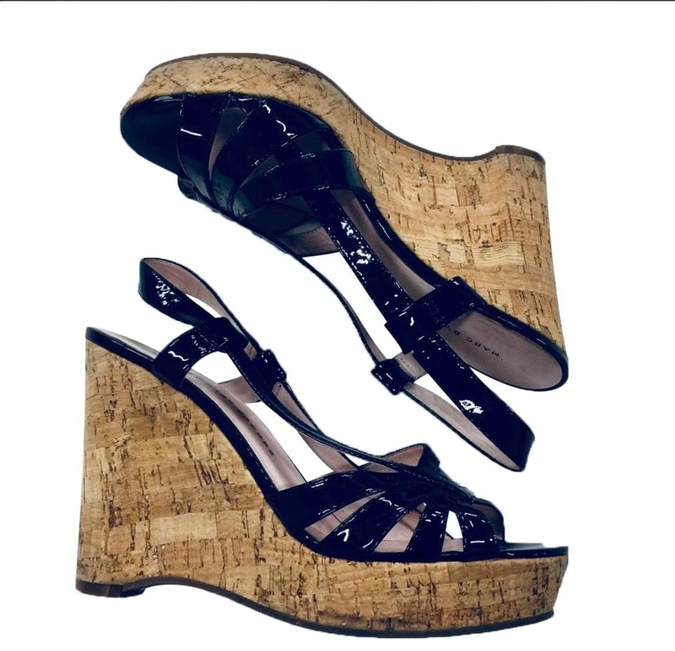 8bbe6b51c50 Marc by Marc Jacobs Black Wedges. Size  US 5.5 Regular ...