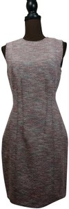 Theory Hourglass Tweed Dress