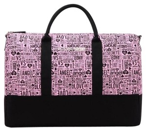 Victoria's Secret Large Pink Travel Bag