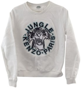 21f2d9a7 White Kenzo Sweaters & Pullovers - Up to 70% off a Tradesy