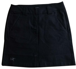 Arc'teryx Skirt Charcoal gray/black