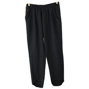 LNA Straight Pants Black