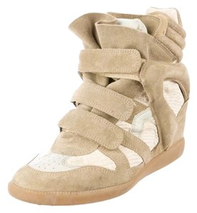 Isabel Marant beige suede Athletic