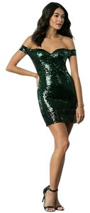 Emerald Sundae Dress
