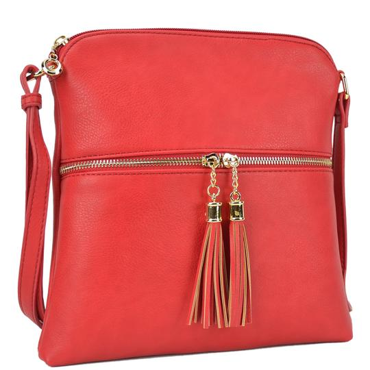 Preload https://img-static.tradesy.com/item/24343632/crossbody-messenger-with-tassel-red-faux-leather-cross-body-bag-0-0-540-540.jpg