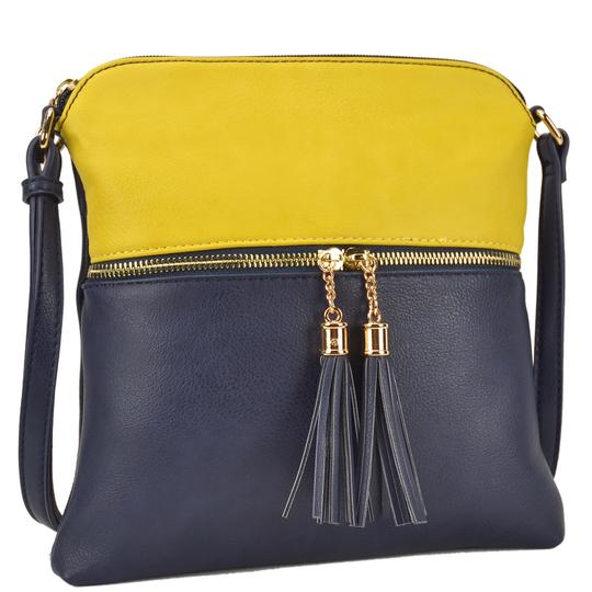 Preload https://img-static.tradesy.com/item/24343670/crossbody-messenger-with-tassel-yellowdeep-sea-faux-leather-cross-body-bag-0-0-540-540.jpg