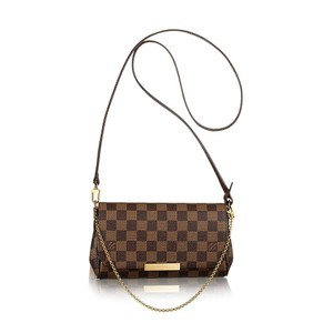 Louis Vuitton Favorite Ebene Favorite Pm Favorite Mm Favorite Favorite Monogram Shoulder Bag