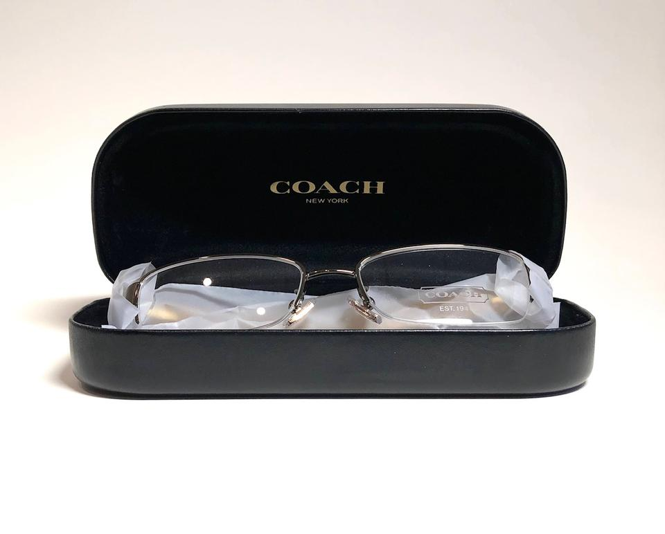 976614ee06d3 Coach Brown W Tortoise Sides Hc 5027 Cicily - W/ Case and Packaging ...