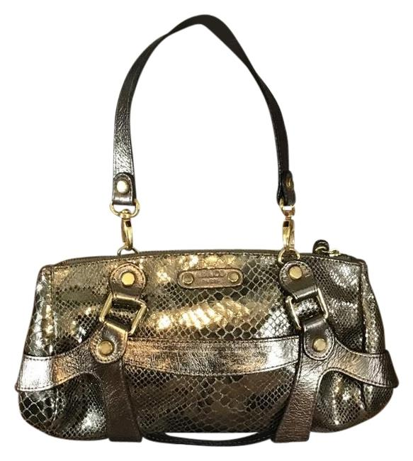 ABACO Abc By Bronze Leather Shoulder Bag ABACO Abc By Bronze Leather Shoulder Bag Image 1