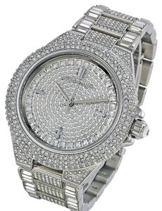 Michael Kors Michael Kors Crystal Pave Face Dial Encrusted Ladies Watch Mk5869