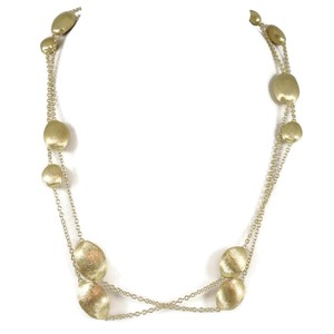 """Marco Bicego Marco Bicego 18K Yellow Gold 36"""" Confetti Oro Necklace"""
