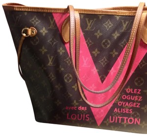 e3bb8e5f4c20 Louis Vuitton Monogram Neverfull Bags - Up to 70% off at Tradesy