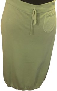 Malo Knit Skirt Green