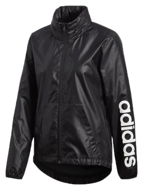 Preload https://img-static.tradesy.com/item/24345702/adidas-black-linear-lightweight-mesh-lined-windbreaker-w-packable-hood-activewear-size-4-s-0-1-650-650.jpg