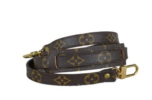 Louis Vuitton Monogram canvas Strap 46inch