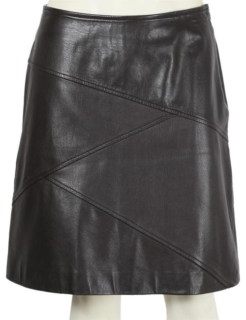 Item - Brown Collection Leather Skirt Size 4 (S, 27)