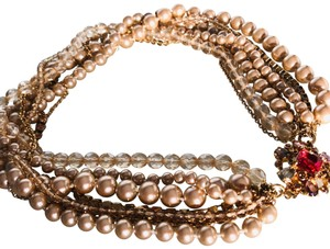 Carolee LUX Carolee Lux 8 strand Pearl Necklace