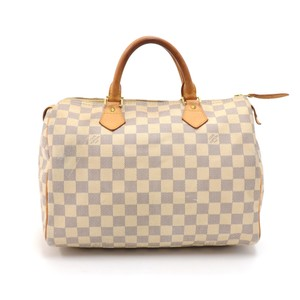 Louis Vuitton Damier Azur Canvas Hobo Bag