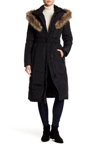 RUDSAK Hood Cold Winter Fur Coat